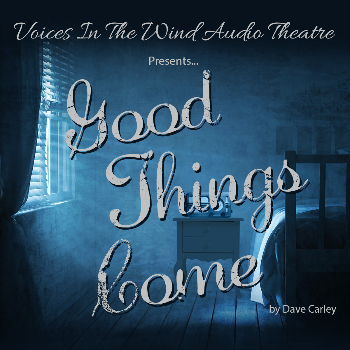 Printable Good Things Come Audiobook Cover Art