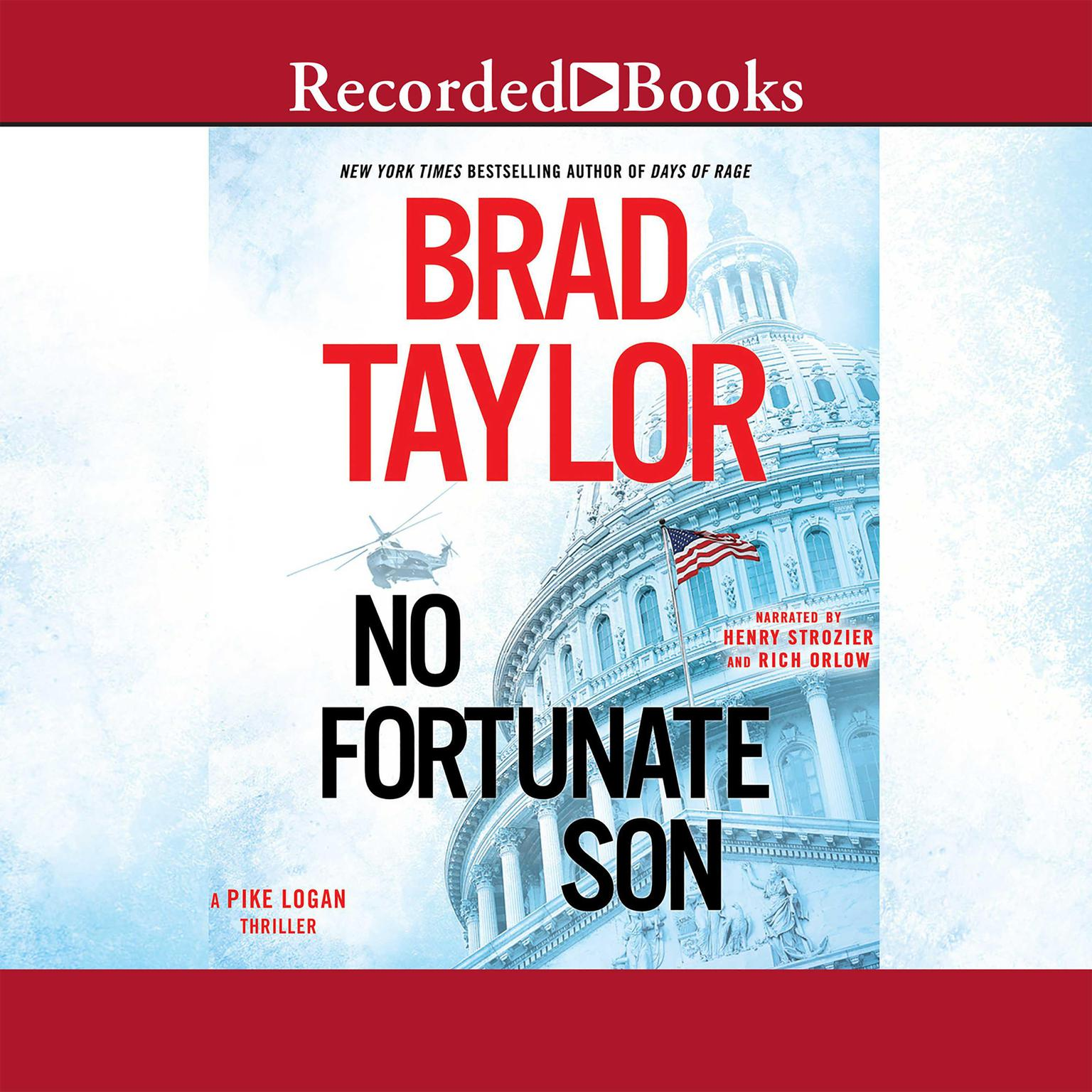 Printable No Fortunate Son Audiobook Cover Art