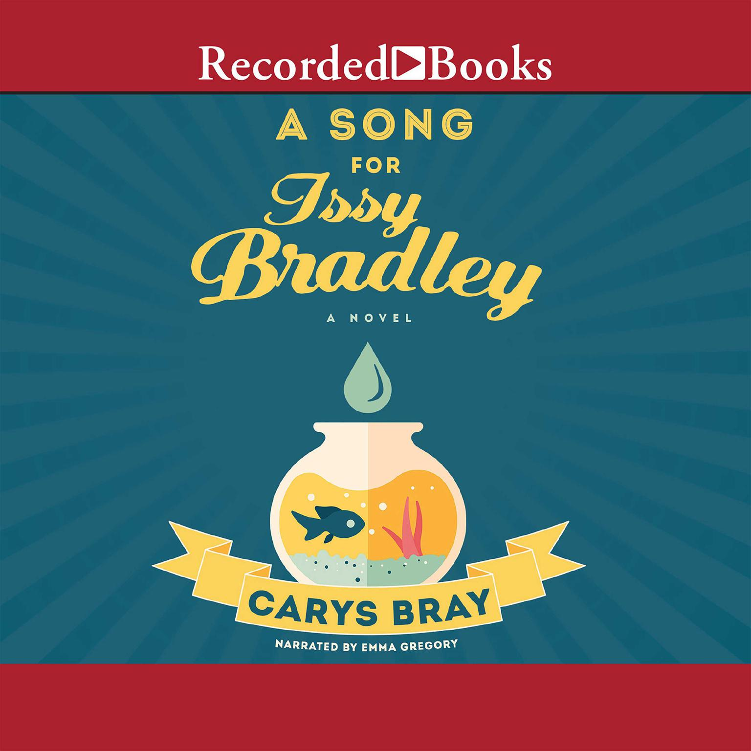 Printable A Song for Issy Bradley Audiobook Cover Art