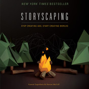 Storyscaping: Stop Creating Ads, Start Creating Worlds Audiobook, by Gaston Legorburu, Darren McColl