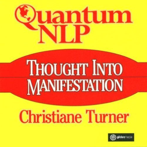 Printable Quantum NLP: Thought into Manifestation Audiobook Cover Art