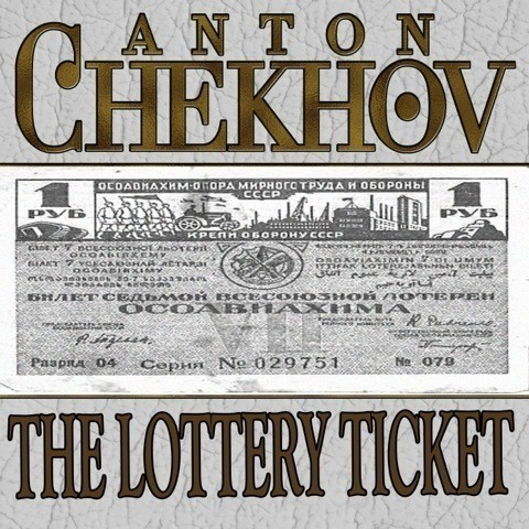 Printable The Lottery Ticket Audiobook Cover Art