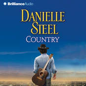 Country Audiobook, by Danielle Steel