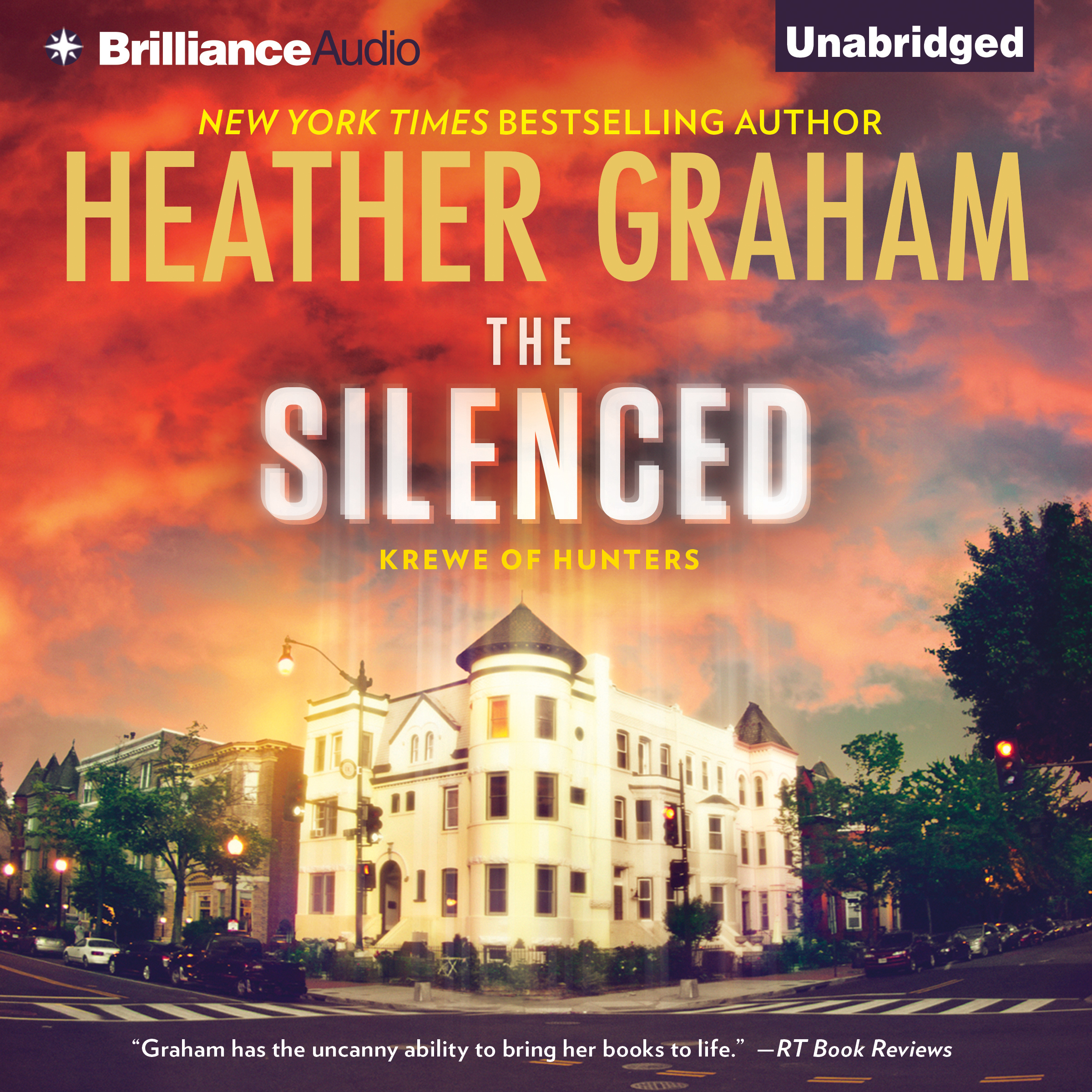 Printable The Silenced Audiobook Cover Art