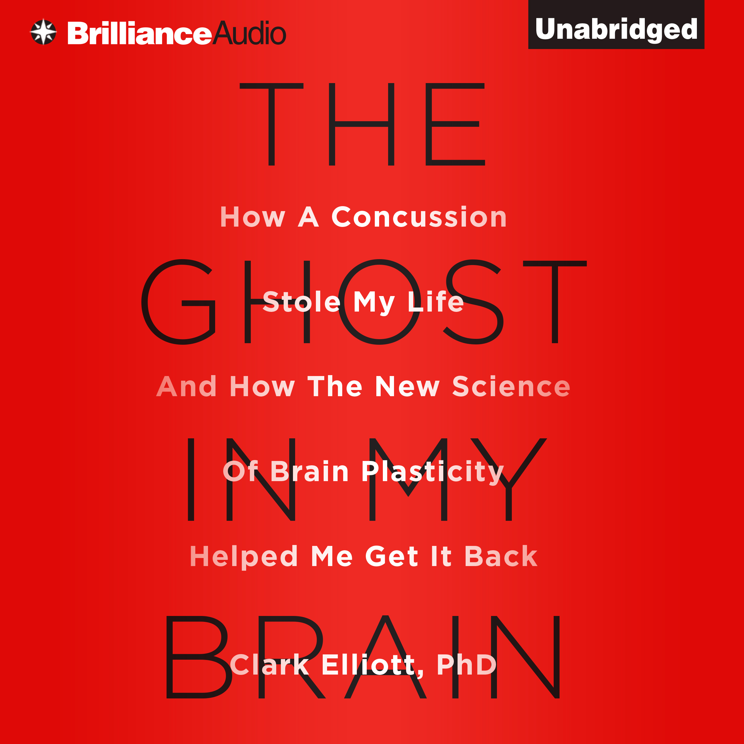 Printable The Ghost in My Brain: How a Concussion Stole My Life and How the New Science of Brain Plasticity Helped Me Get It Back Audiobook Cover Art