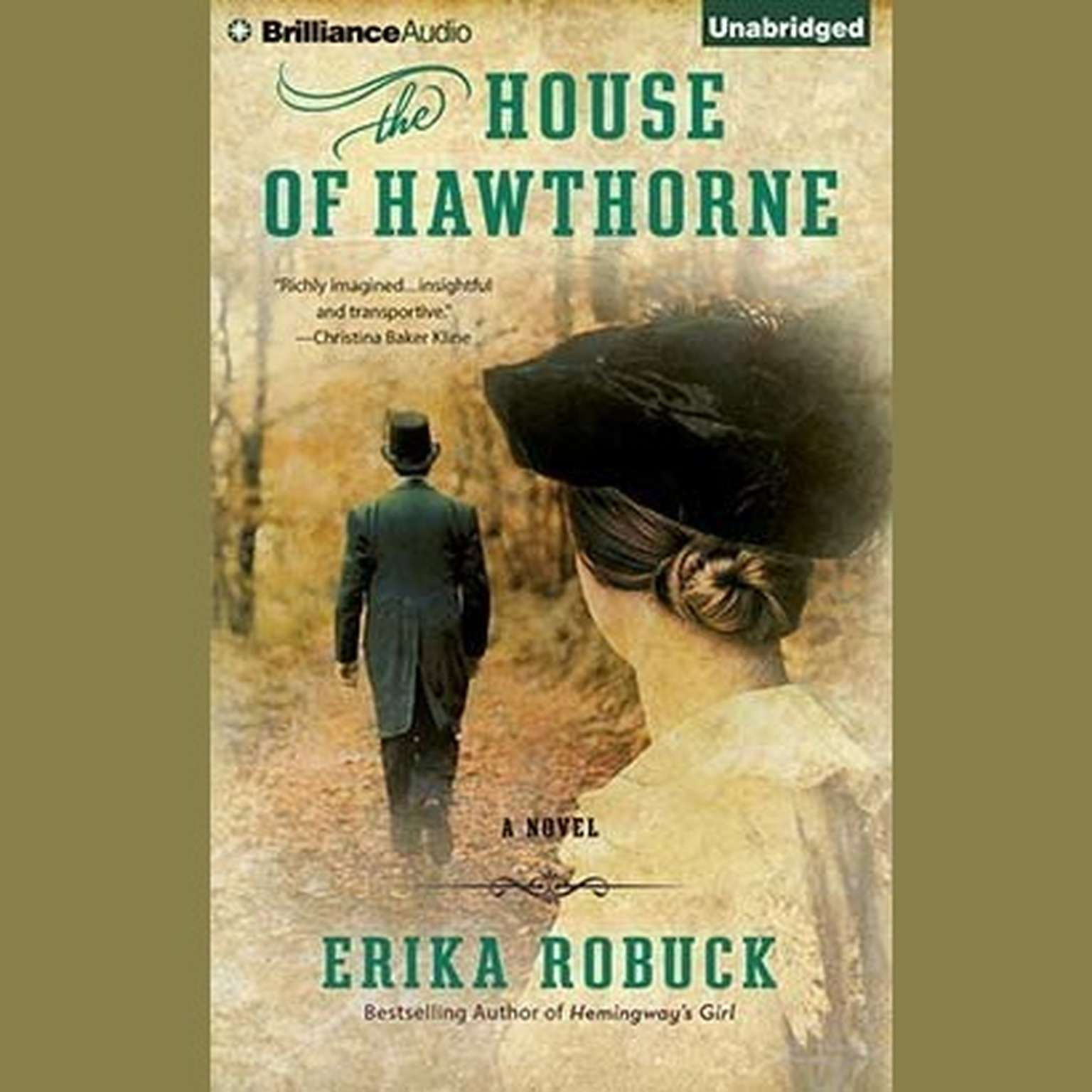 Printable The House of Hawthorne: A Novel Audiobook Cover Art