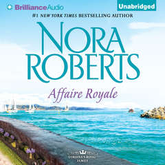 Affaire Royale Audiobook, by Nora Roberts