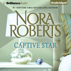 Captive Star Audiobook, by Nora Roberts