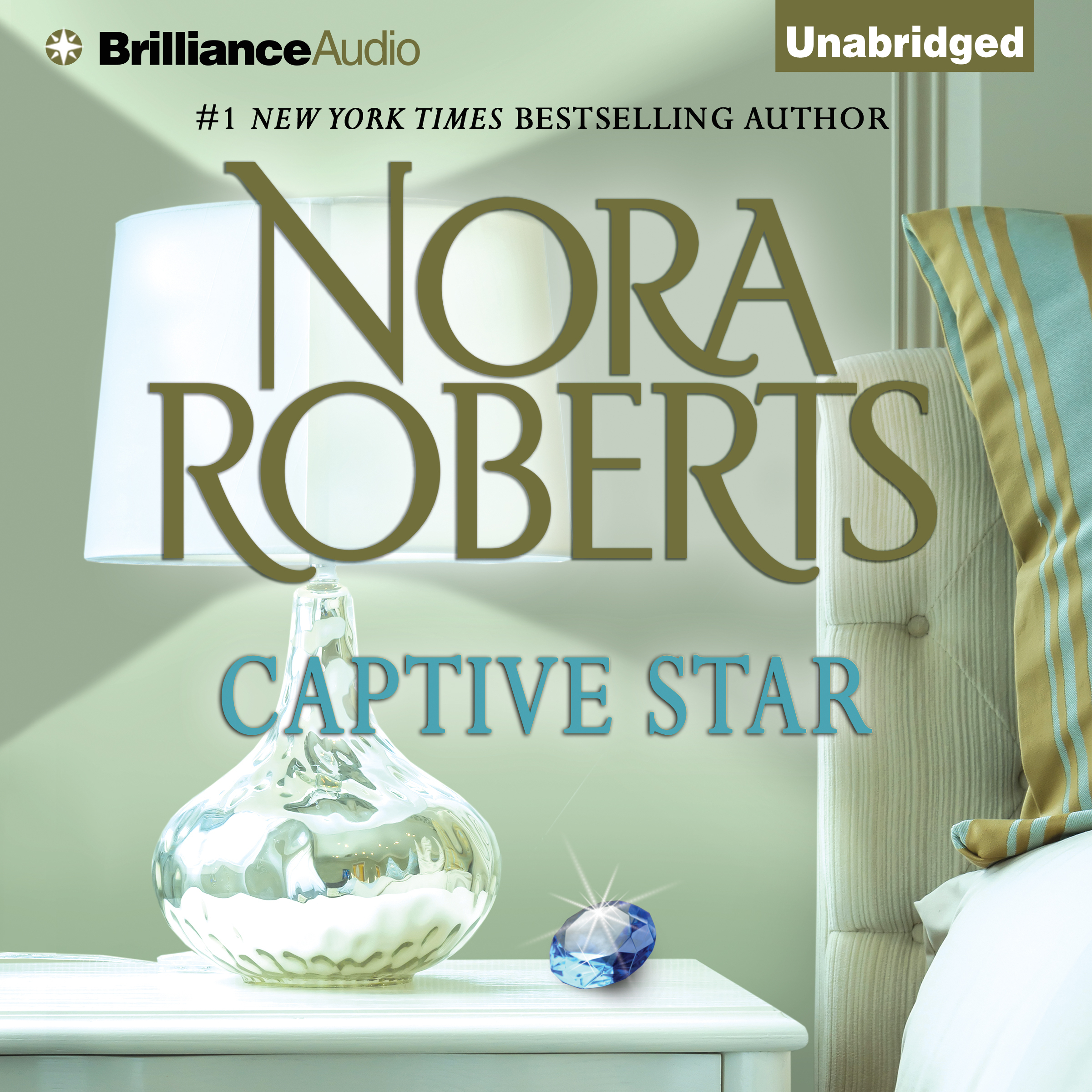 Printable Captive Star Audiobook Cover Art