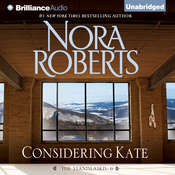 Considering Kate Audiobook, by Nora Roberts