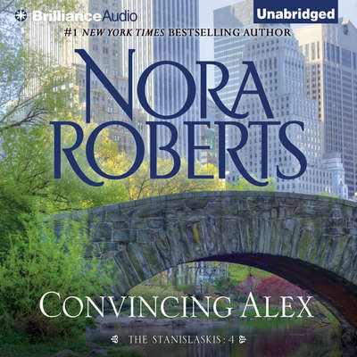 Convincing Alex Audiobook, by Nora Roberts