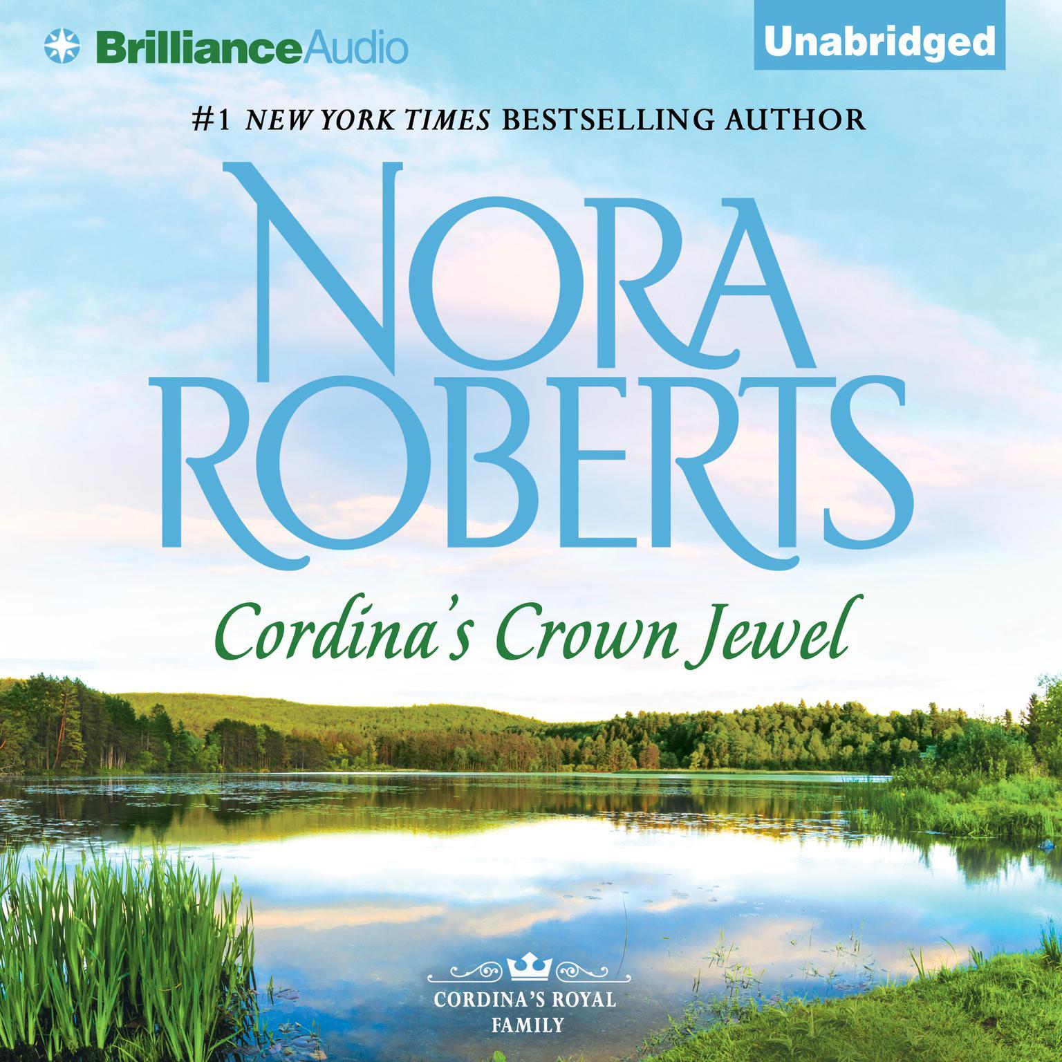 Cordina's Crown Jewel Audiobook, by Nora Roberts