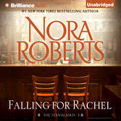 Falling for Rachel Audiobook, by Nora Roberts