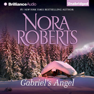 Gabriel's Angel Audiobook, by Nora Roberts