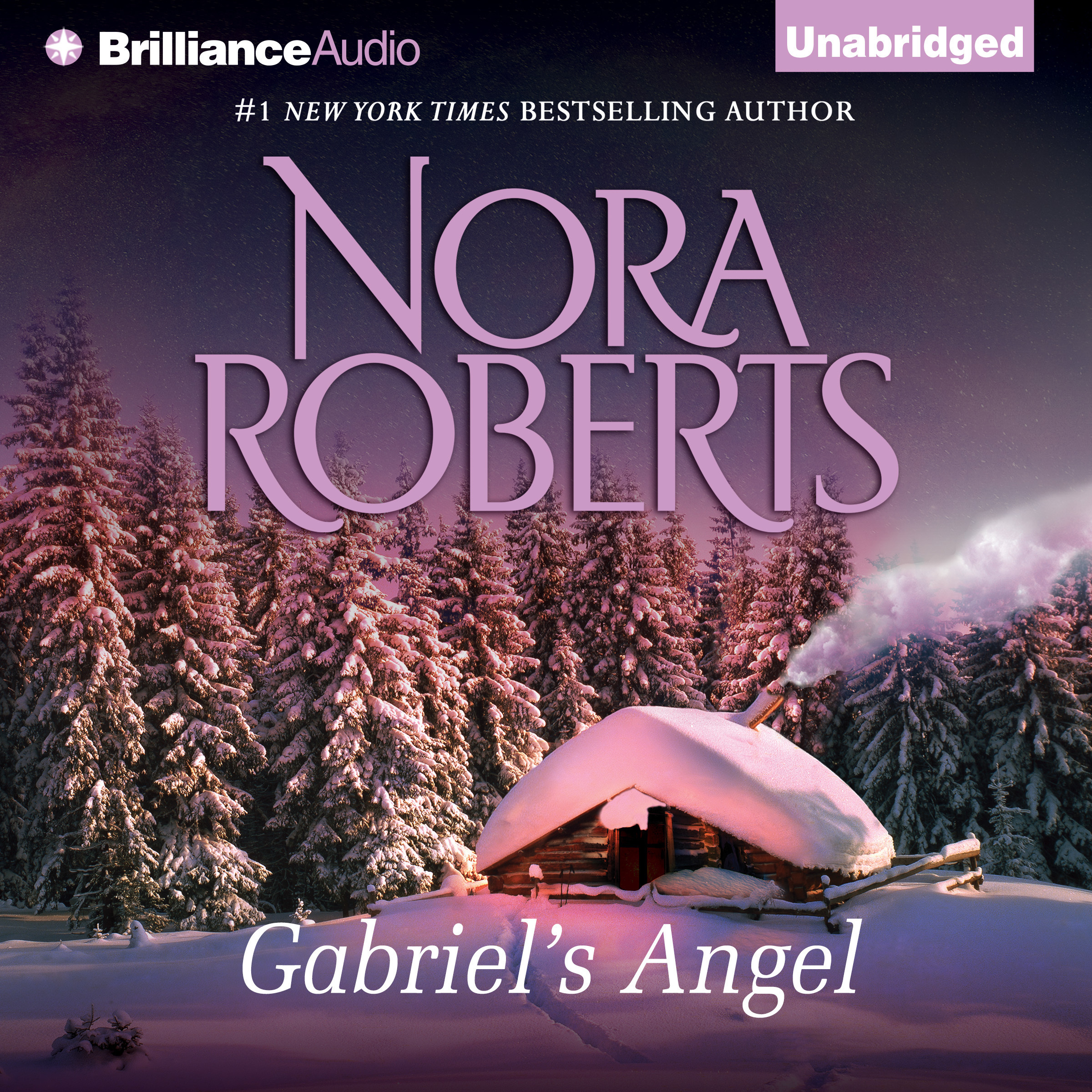 Printable Gabriel's Angel Audiobook Cover Art