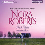 Irish Rebel, by Nora Roberts