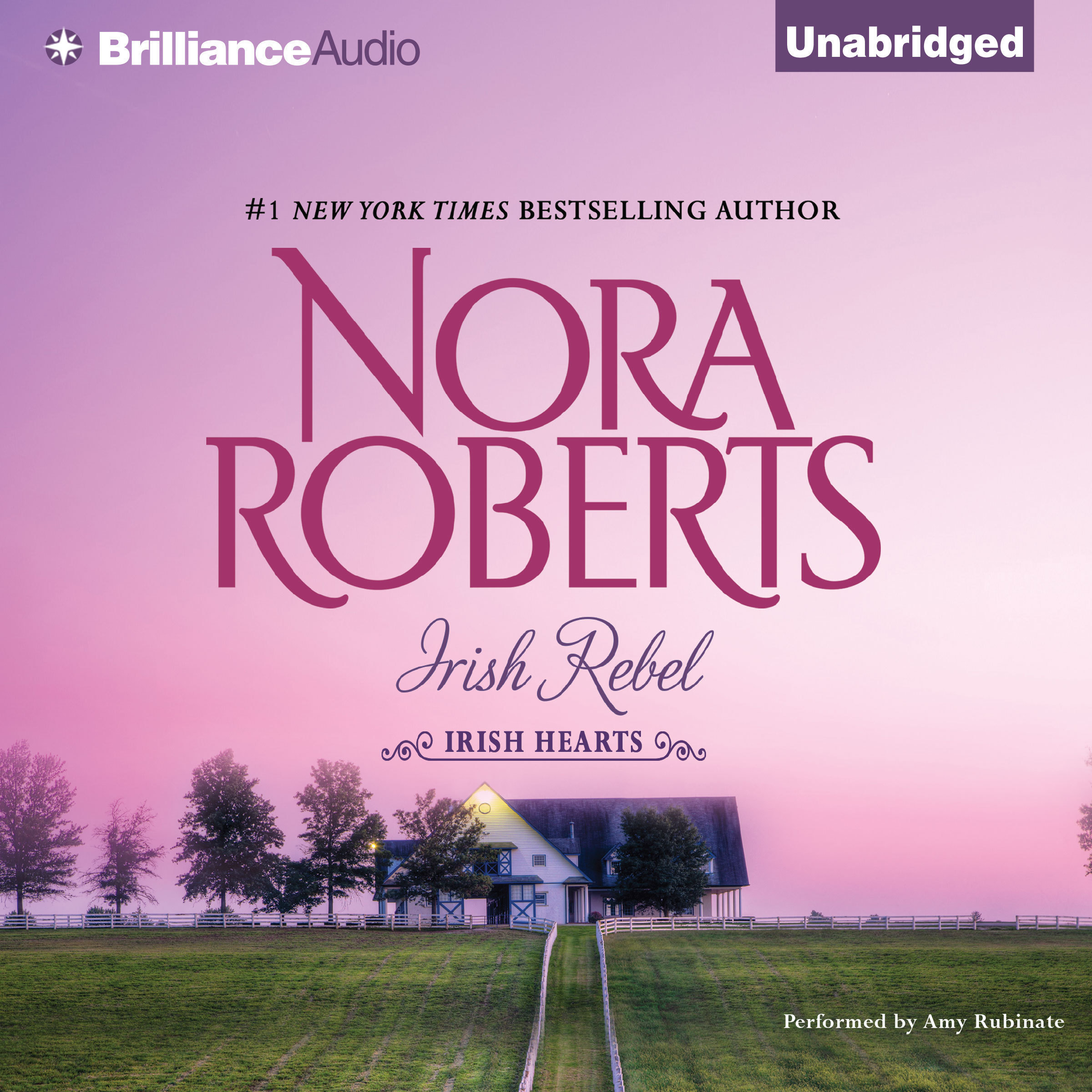 Printable Irish Rebel Audiobook Cover Art