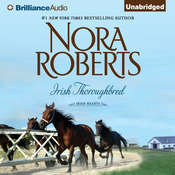 Irish Thoroughbred Audiobook, by Nora Roberts