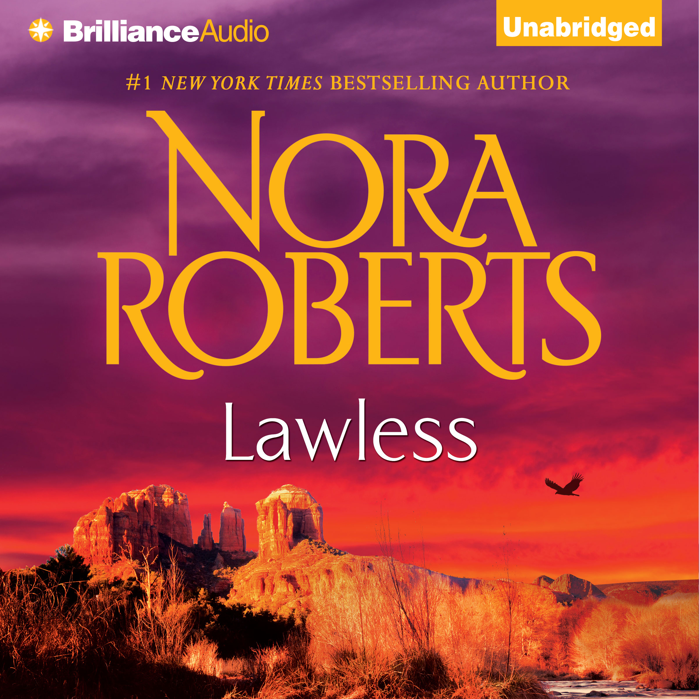 Printable Lawless Audiobook Cover Art