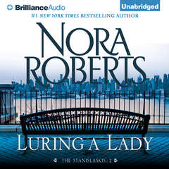 Luring a Lady Audiobook, by Nora Roberts