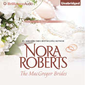 The MacGregor Brides, by Nora Roberts