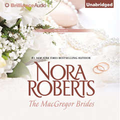 The MacGregor Brides Audiobook, by Nora Roberts