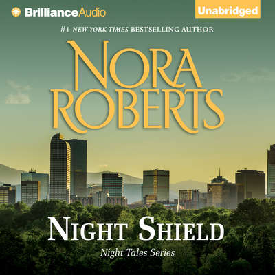 Night Shield Audiobook, by Nora Roberts