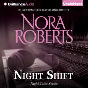 Night Shift Audiobook, by Nora Roberts