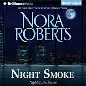 Night Smoke Audiobook, by Nora Roberts