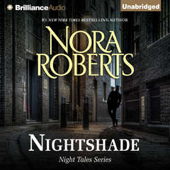 Nightshade Audiobook, by Nora Roberts