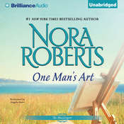 One Mans Art, by Nora Roberts