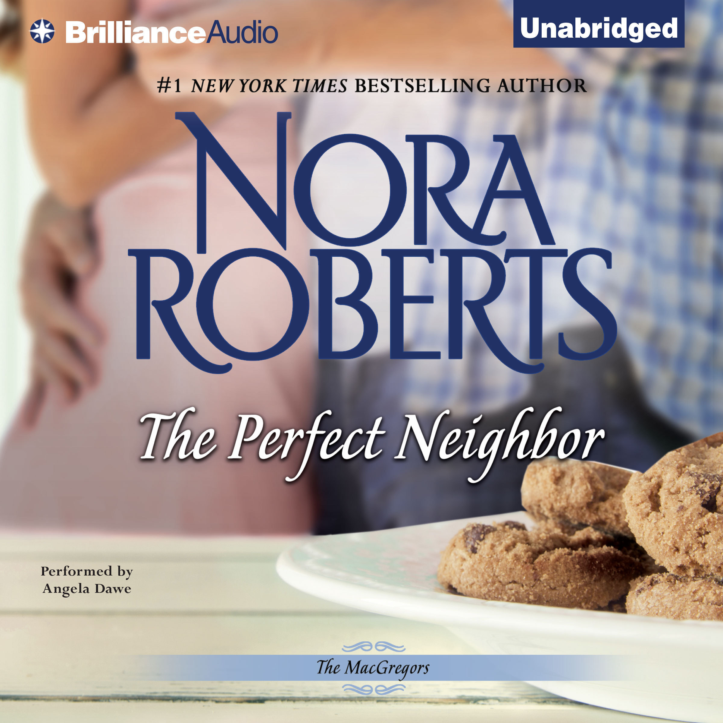 Printable The Perfect Neighbor Audiobook Cover Art