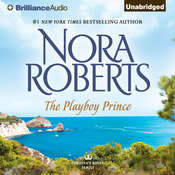 The Playboy Prince, by Nora Roberts