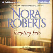 Tempting Fate Audiobook, by Nora Roberts