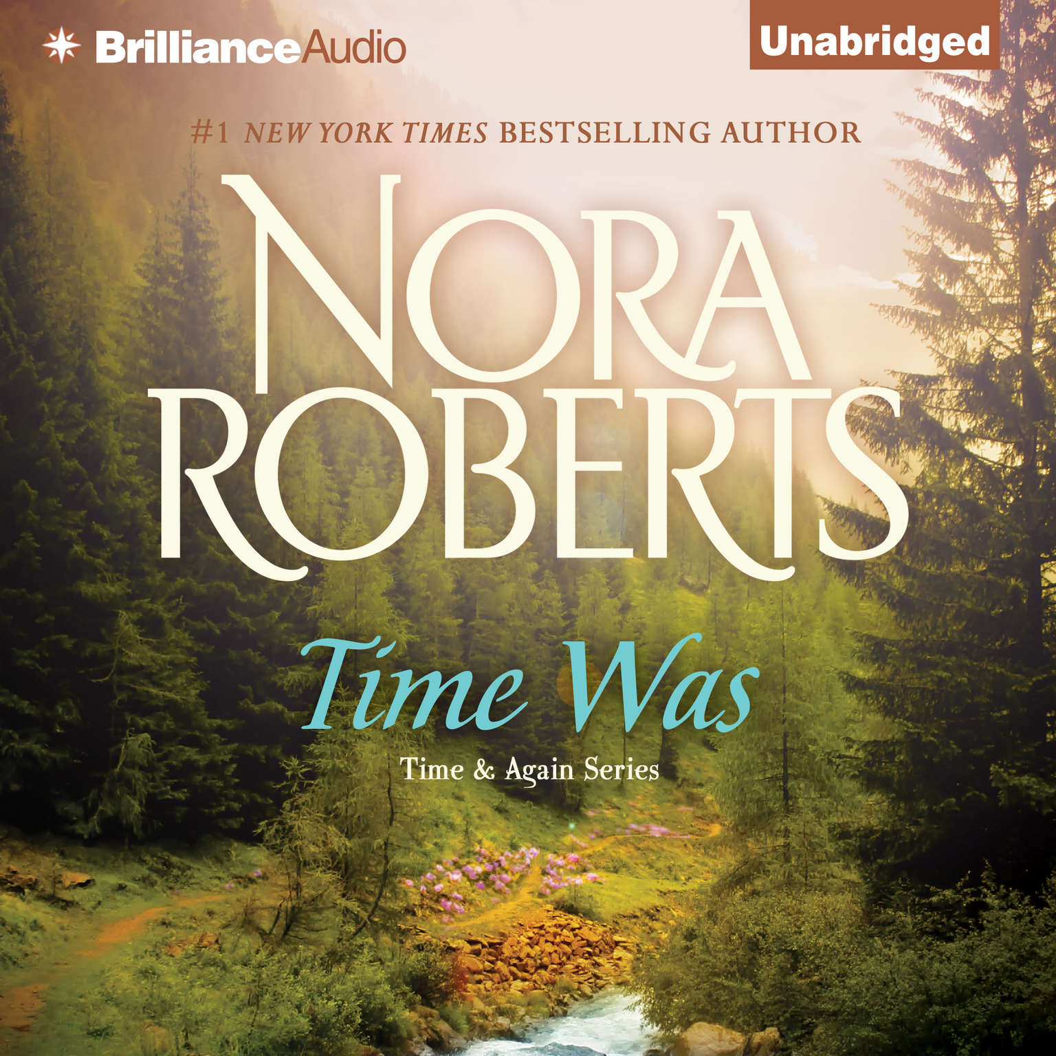 Time Was Audiobook, by Nora Roberts