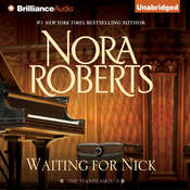 Waiting for Nick Audiobook, by Nora Roberts