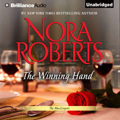 The Winning Hand Audiobook, by Nora Roberts