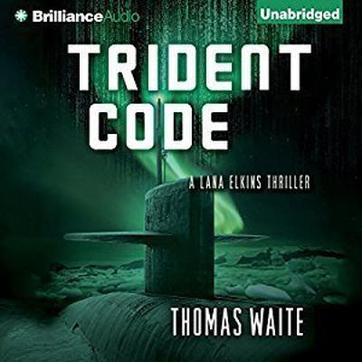 Trident Code Audiobook, by Thomas Waite