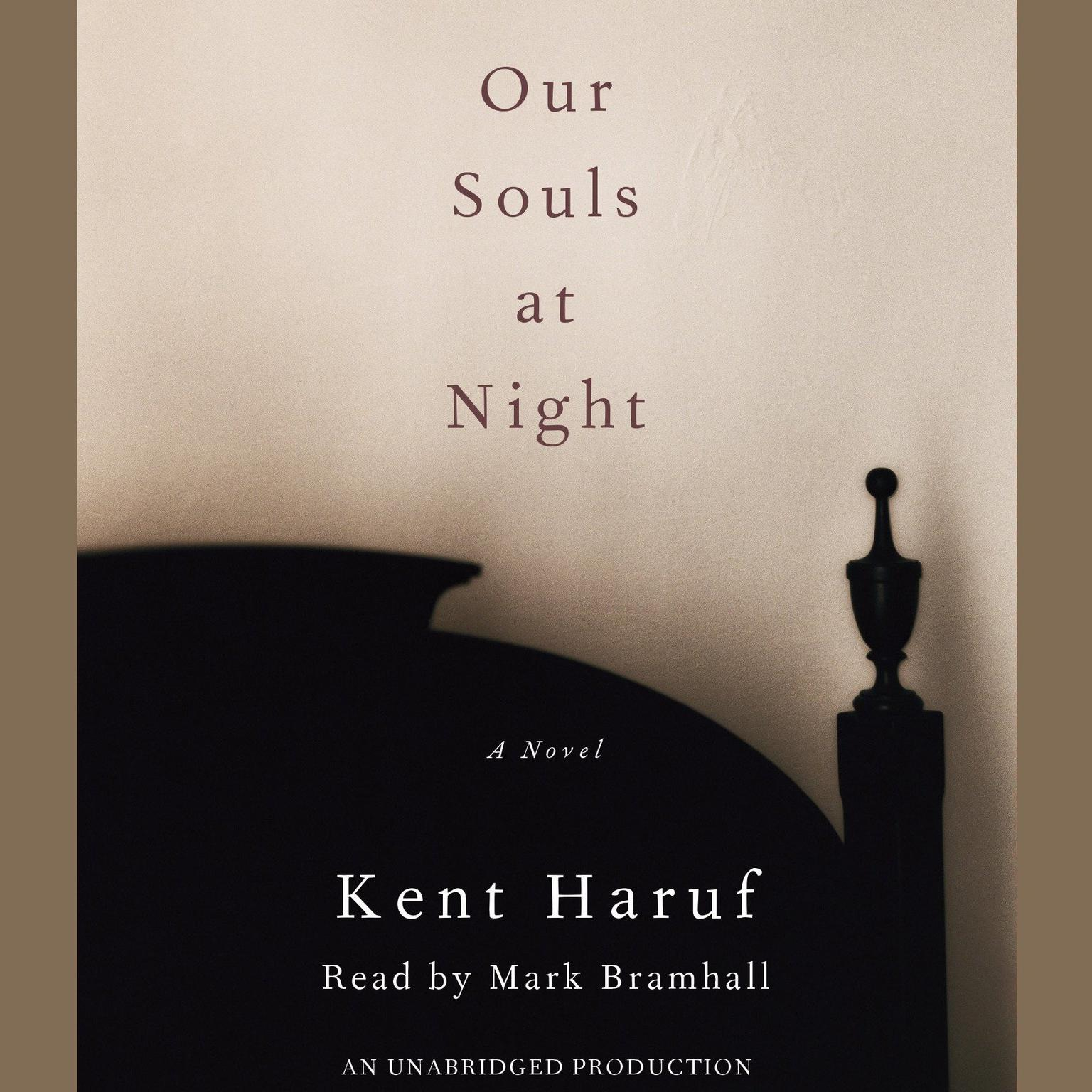 Printable Our Souls at Night: A novel Audiobook Cover Art