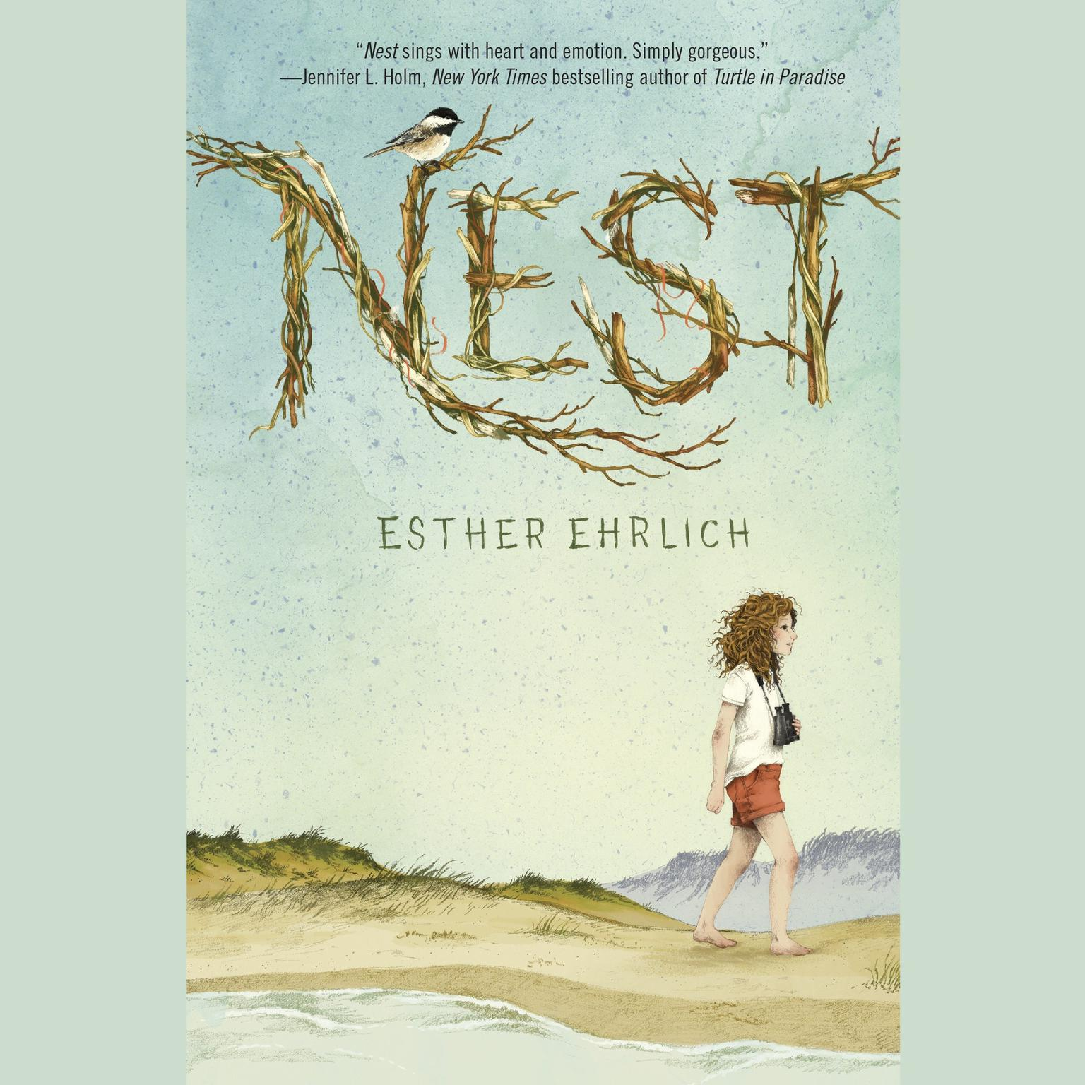Printable Nest Audiobook Cover Art