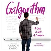 Galgorithm Audiobook, by Aaron Karo