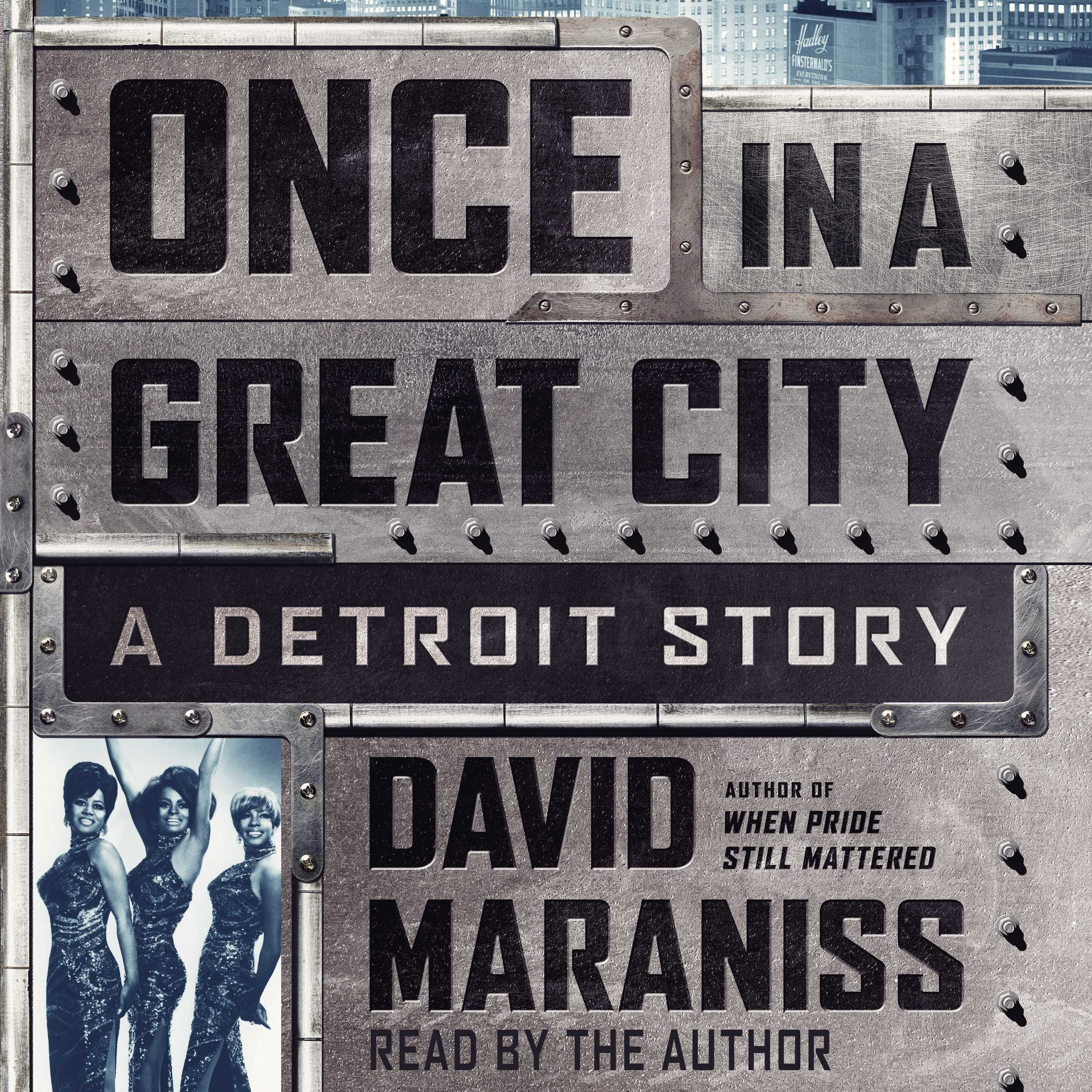 Printable Once In A Great City: Why Detroit Mattered Audiobook Cover Art