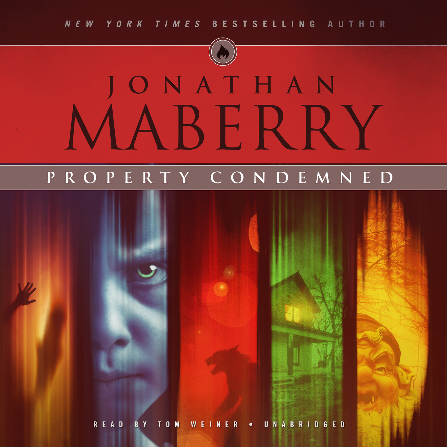 Printable Property Condemned Audiobook Cover Art
