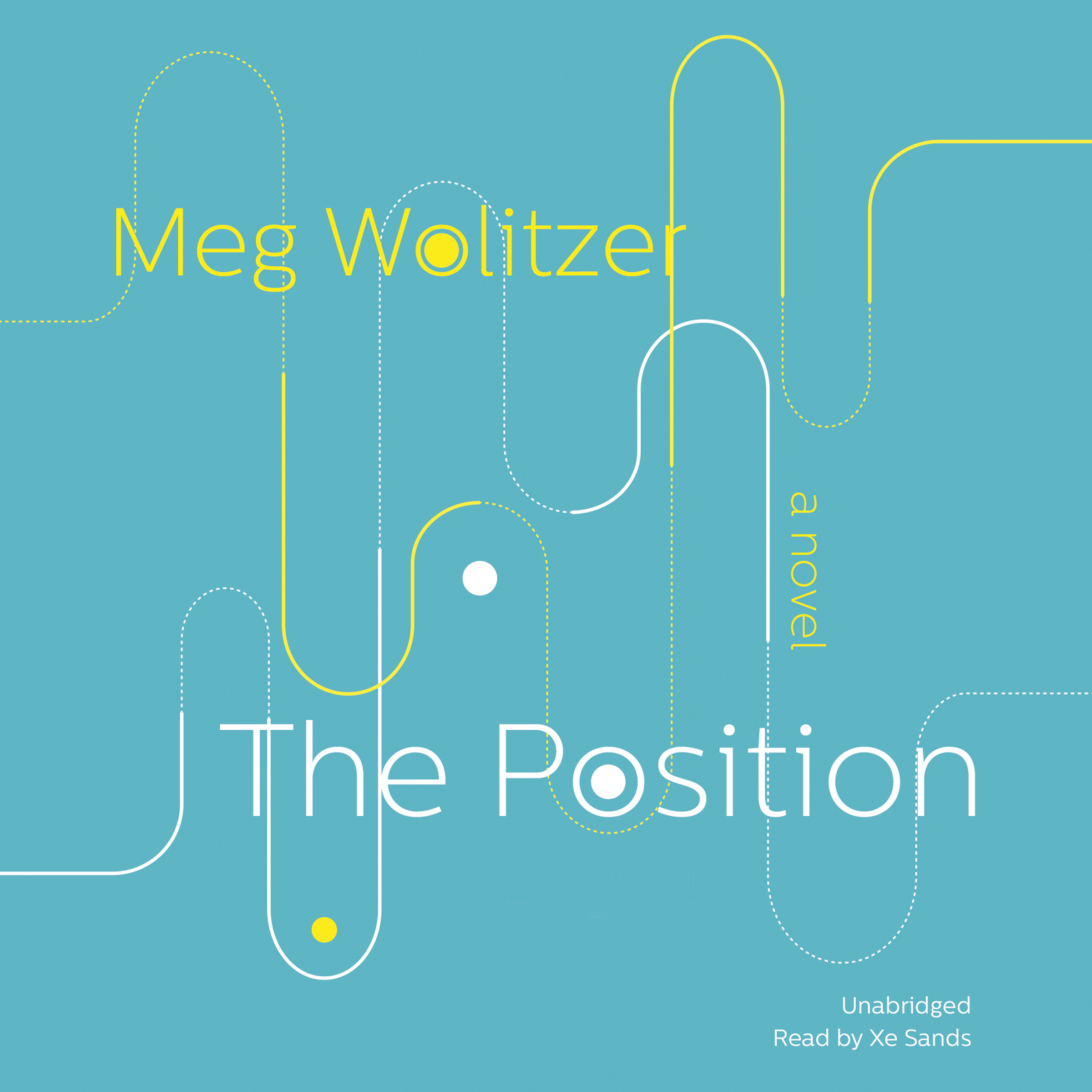 Printable The Position: A Novel Audiobook Cover Art