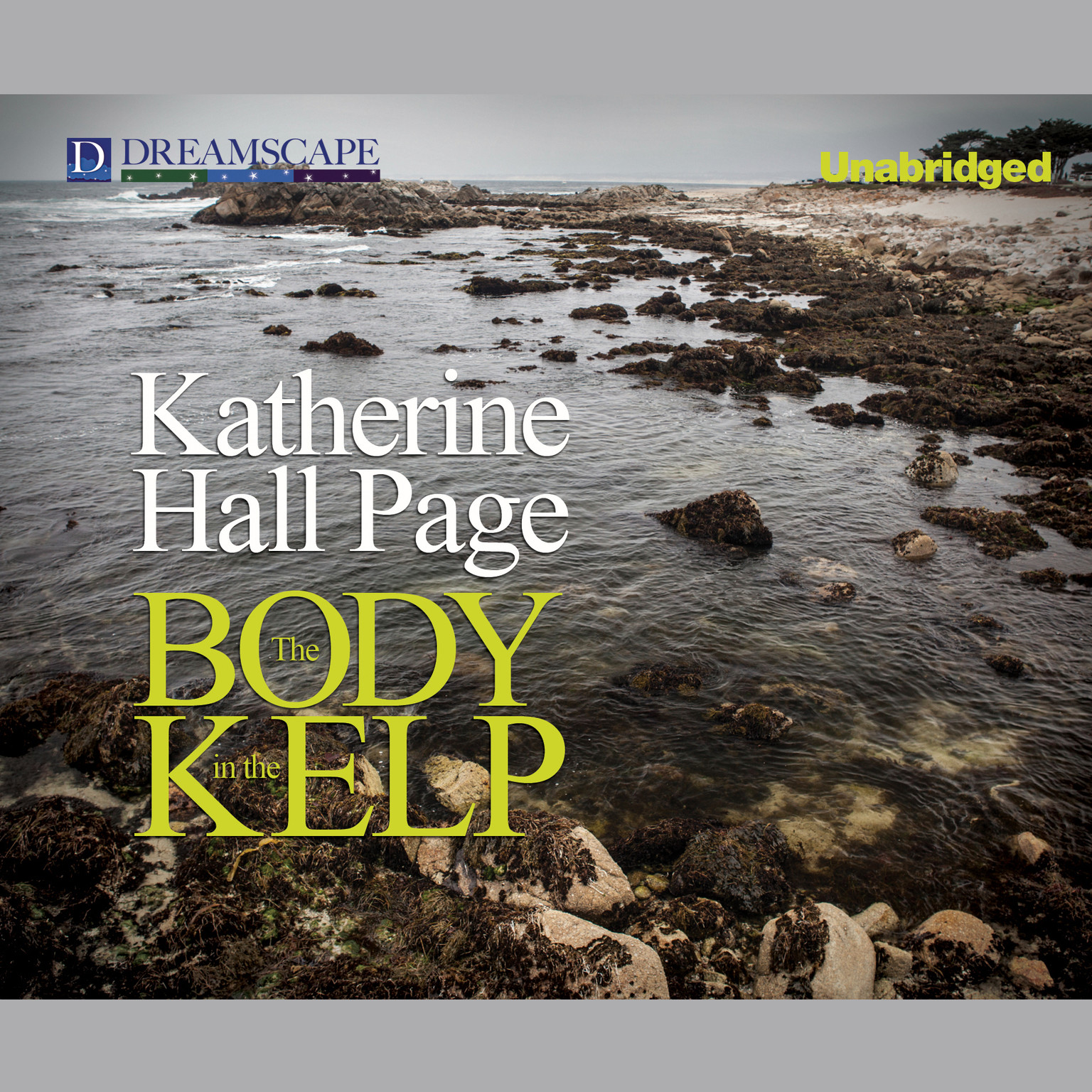 Printable The Body in the Kelp: A Faith Fairchild Mystery Audiobook Cover Art