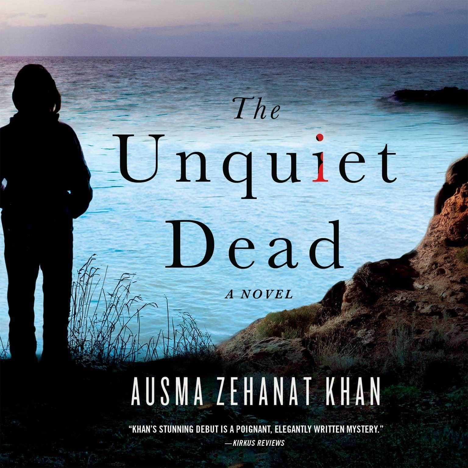 Printable The Unquiet Dead: A Novel Audiobook Cover Art
