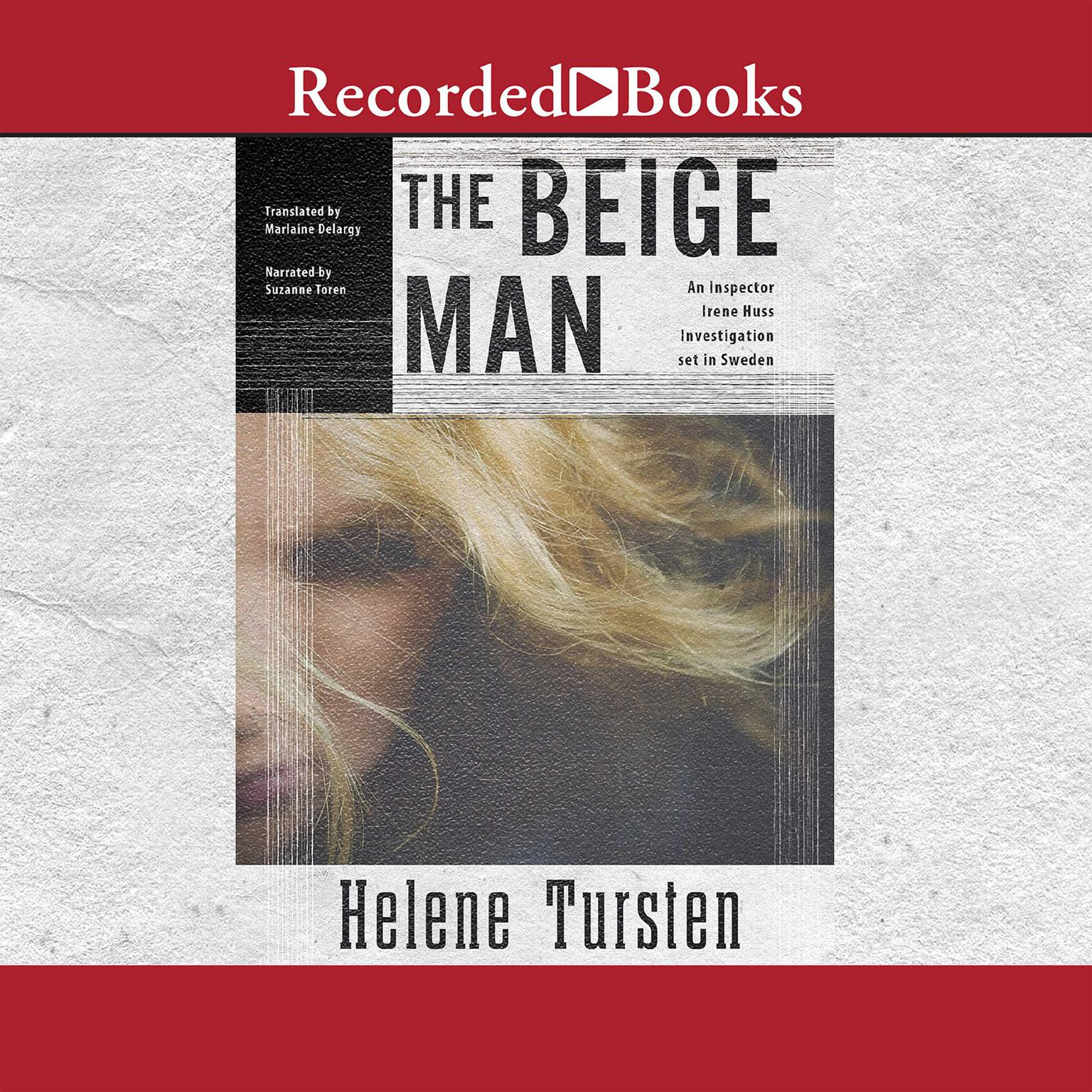 Printable The Beige Man Audiobook Cover Art