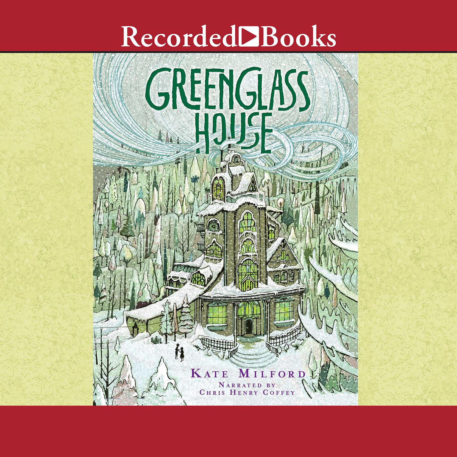 Printable Greenglass House Audiobook Cover Art