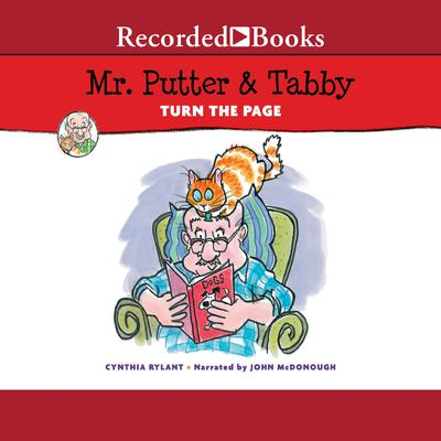 Mr. Putter & Tabby Turn the Page Audiobook, by Cynthia Rylant