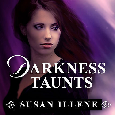 Printable Darkness Taunts Audiobook Cover Art